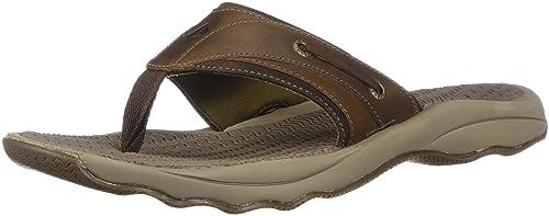 1b9e7394e57 Sperry Men s Outer Banks Thong Flip Flops  Amazon.ca  Shoes   Handbags