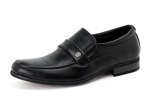 Vestito Elegante Ufficio : Jas uomo scarme eleganti slip on vestito da lavoro casual