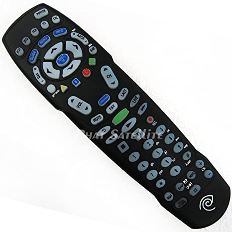 TWC Phillips RC122 Time Warner Cable SCIENTIFIC ATLANTA Box 5 Devices  Universal Remote Control WHITE LOGO