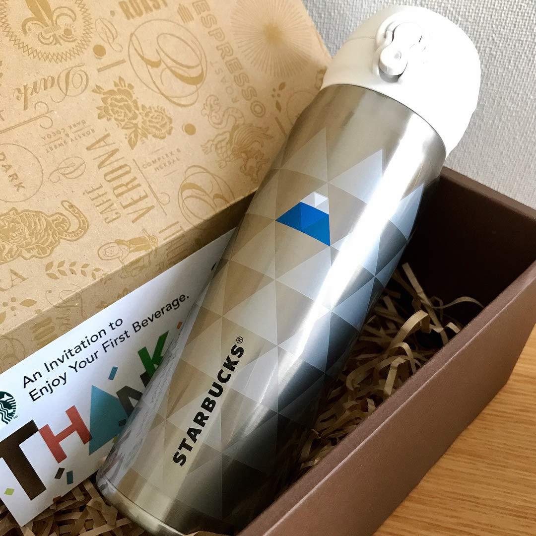 Starbucks富士山限定保溫瓶