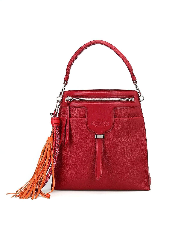 Damen Xbwanse7200hwkr011 Leder Handtaschen B07n8dvz4j