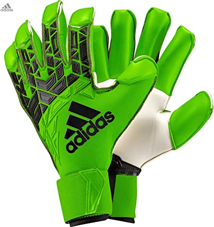Médico lanza Afirmar  adidas da Uomo Ace Trans Fingertip Promo Guanti da Portiere per Calcio,  Green: Amazon.it: Sport e tempo libero