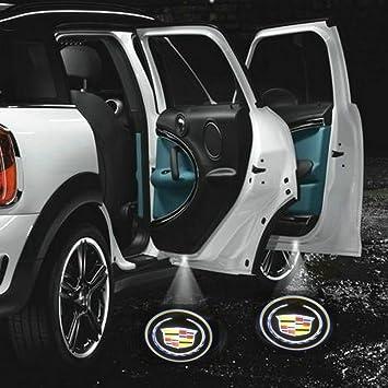 Amazon.com: 2 X Black 5th Gen car door Shadow laser projector logo on caddilac eldorado, custom eldorado,
