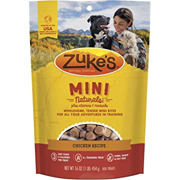 best Zuke's Mini Naturals reviews