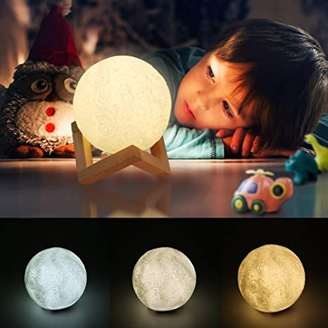 Lights & Lighting Led Lamps Special Section Snowman Christmas Decorating 3d Night Light 7 Color Change 3d Lamp Christmas Gift For Baby Room Lights Vivid And Great In Style