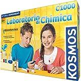 Giochi Uniti Kosmos GU536 - Laboratorio di Chimica, Versione Italiana