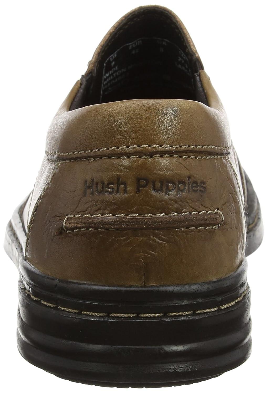 Hush Puppies Milton Hanston, Mocasines para Hombre: Amazon.es: Zapatos y complementos