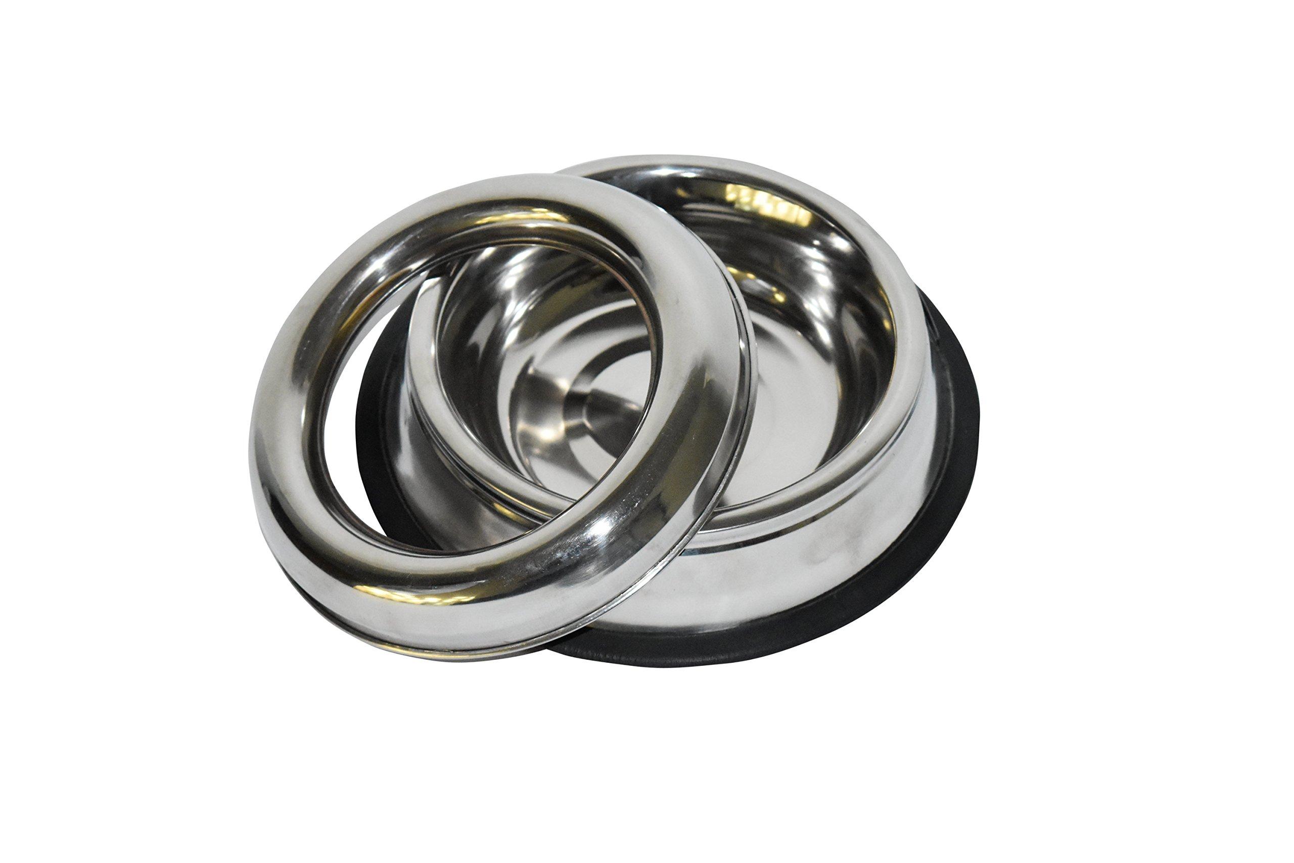 Stellar Bowls Splash Free Bowl with Removable Cover, 16 oz