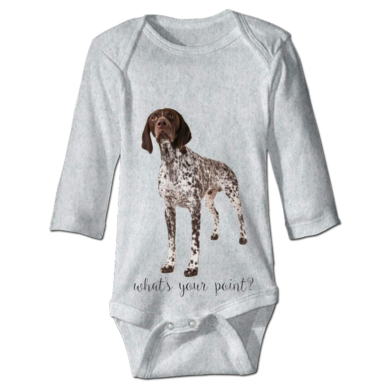 YSKHDBC Funny Infant Baby Bodysuit Little Llama