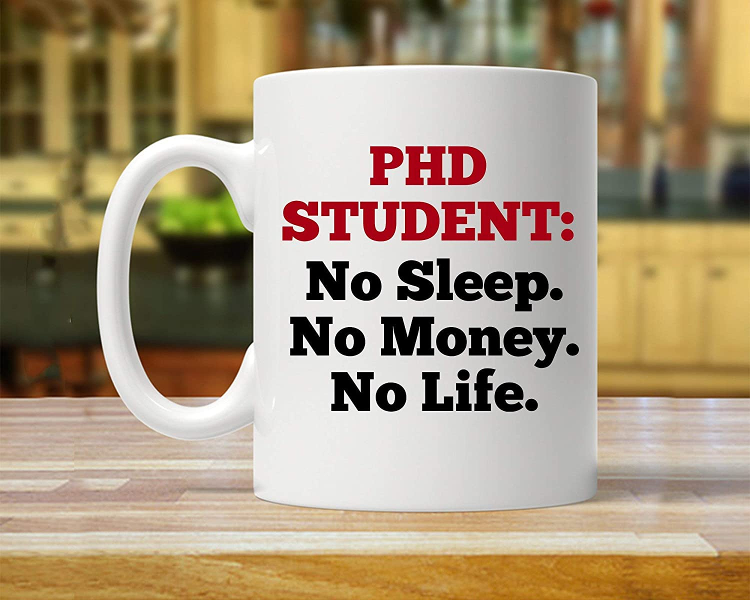 Amazon.com: Gift For Phd Student, Phd Student Gift, Phd Student Mug, Phd  Mug, Phd Student Gift Ideas, Phd Student Gifts, Mugs For Phd Student, Phd  Gift,Thanksgiving Day Gifts,Christmas Gift-11 Oz: Kitchen &