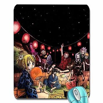 Anime Happy Gray Lucy Fairy Tail Heartfilia Natsu Fullbuster Dragneel Mirajane Erza Scarle
