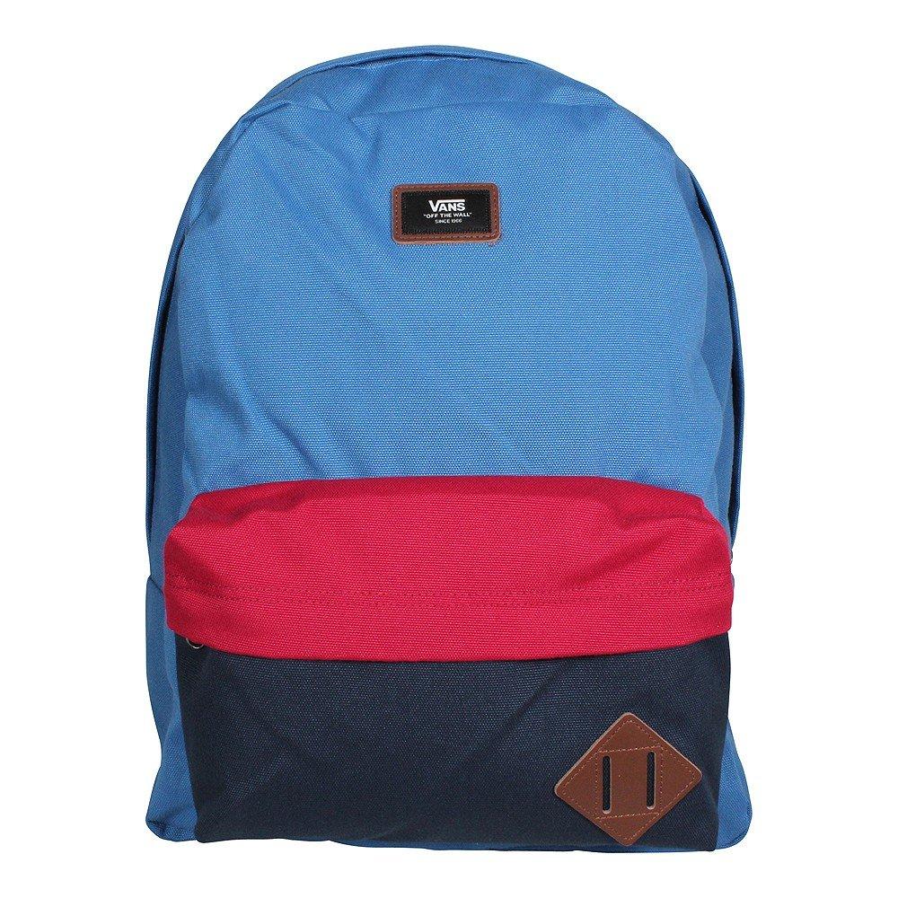 5fe166026e Vans Realm Sporty Orange Checkered 22l Backpack