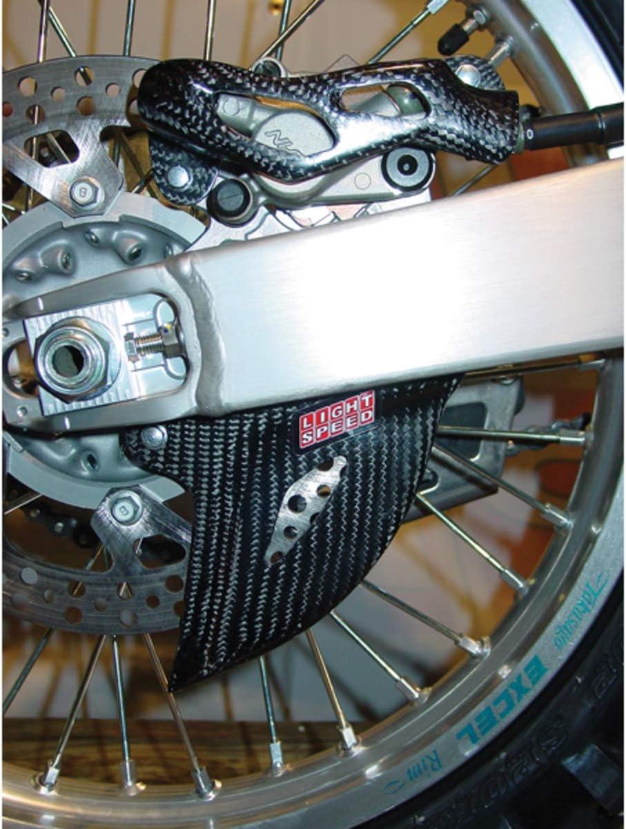 LightSpeed Carbon Fiber Caliper//Disc Guard 123-01340