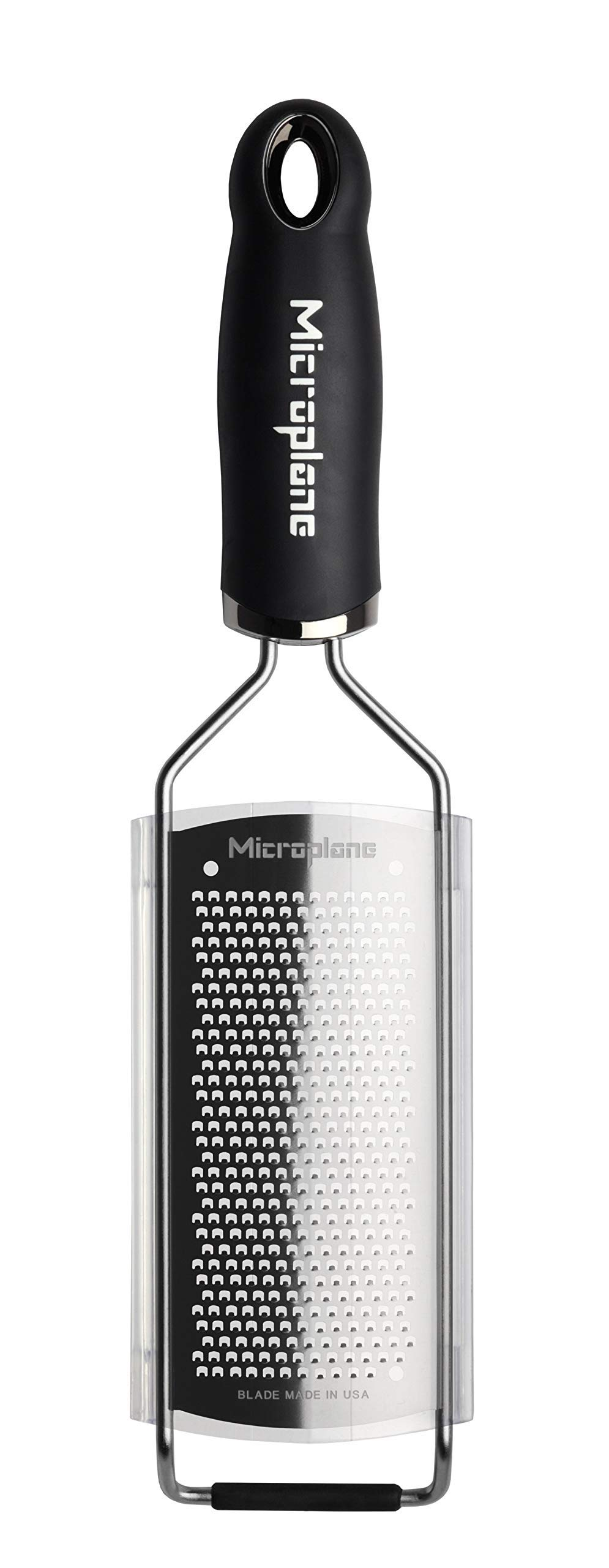 Microplane 0098399450049 45004 Grater Gourmet FINE, one size, silver by Microplane