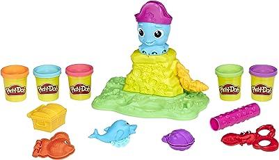 Play Doh Masa Modeladora Divertidos Tentáculos