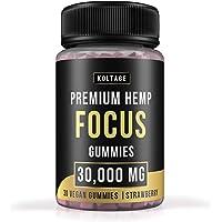 Gummies Vegan Hemp 30k Mixed Flavor- Energy