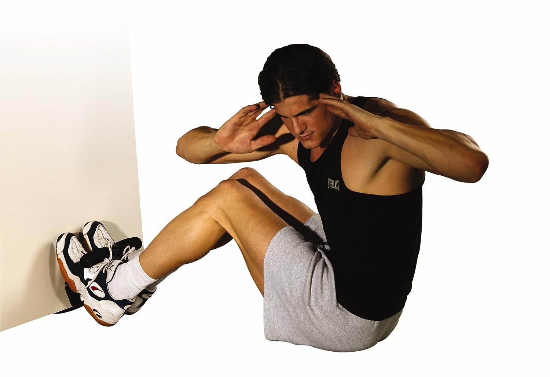 Everlast - Soporte para entrenamiento de abdominales con fijación para puertas: Amazon.es: Deportes y aire libre