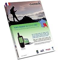 Garmin Topo Frankreich V3 Süd-Ost Freizeit und Wanderkarte für GPS-Geräte, auf microsd und dvd, 010-11240-01
