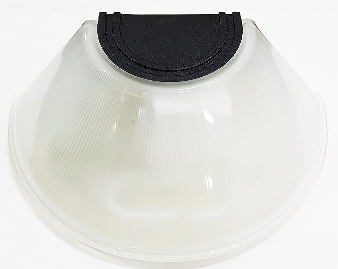 Plafoniere Con Animali : Plafoniera mega prisma completa di lampada 2d 16w nero : amazon