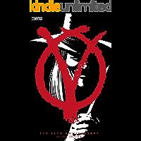 V for Vendetta 30th Anniversary Deluxe Edition book cover
