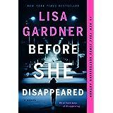 Before She Disappeared: A Novel (A Frankie Elkin Novel Book 1)