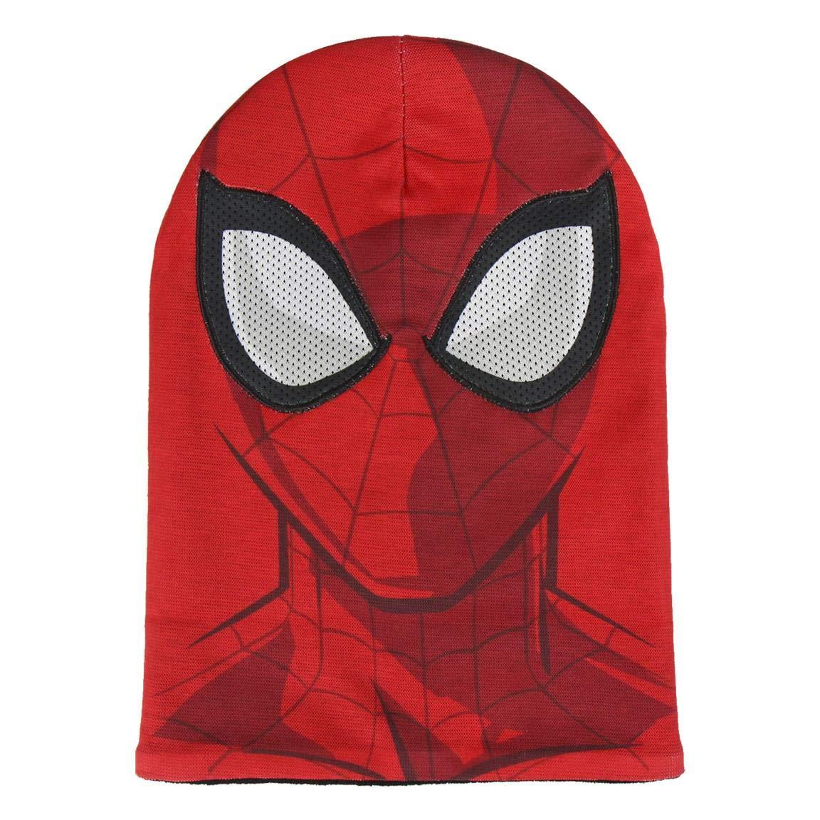 Cappello e Scaldacollo Spiderman Veste da 3 a 7 Anni Inverno 2020