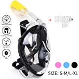 Maschera da Snorkel/ Maschera per Snorkeling, Full Face Design