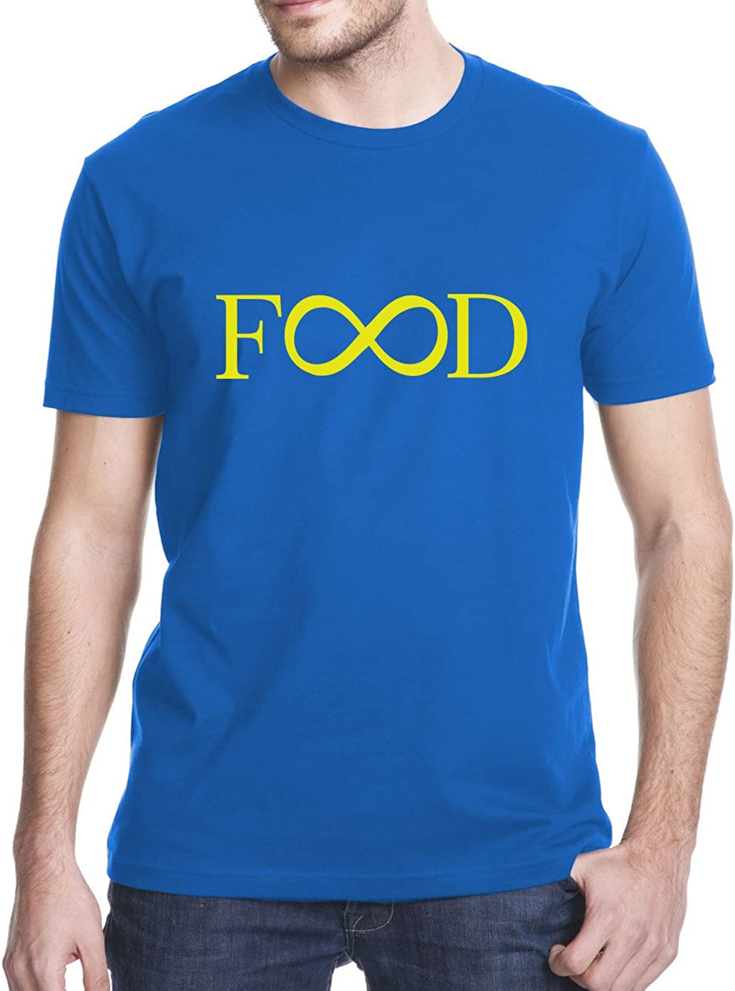 Gbond Apparel Food Infinity T-Shirt