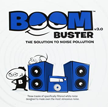 Boombuster: The Solution To Noise Pollution