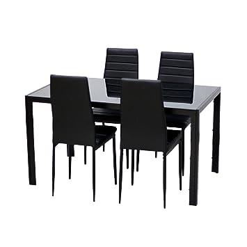 Ebs 4er6er Esstischgruppe Esszimmer Möbel 1 Tisch 46 Stühle