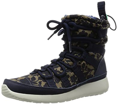 finest selection b3c40 50238 Image Unavailable. Image not available for. Color  NIKE X Liberty of London Roshe  ONE HI LIB QS SNEAKERBOOTS ...