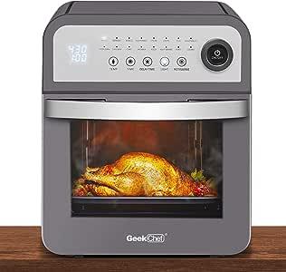 Amazon.com: Geek Chef Air Fryer Oven 12 Quart Large