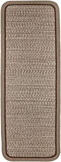 product image for Rhody Rug CC38R024X072S 2 x 6 ft. Casual Comfort Mocha Banded Braided Rug44; Rectangle-Runner