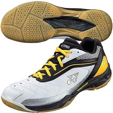d2dd4d99de122 Yonex Power Cushion SHB 65R Men's Indoor Court Shoes - Black/Yellow