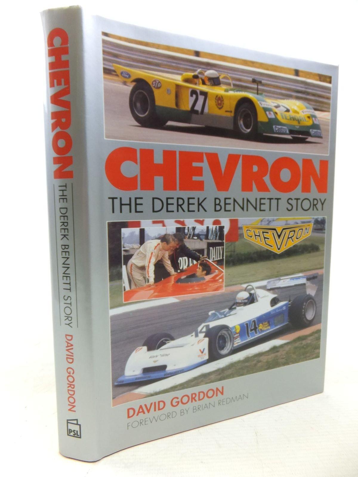 Chevron  The Derek Bennett Story