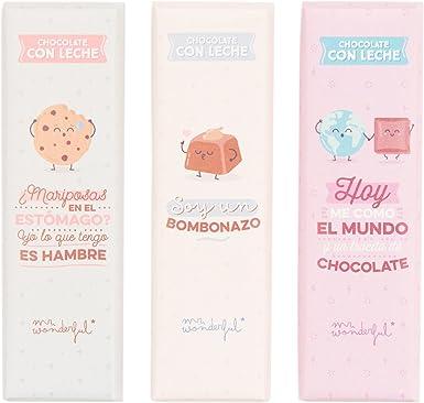 Mr Wonderful Chocolatinas