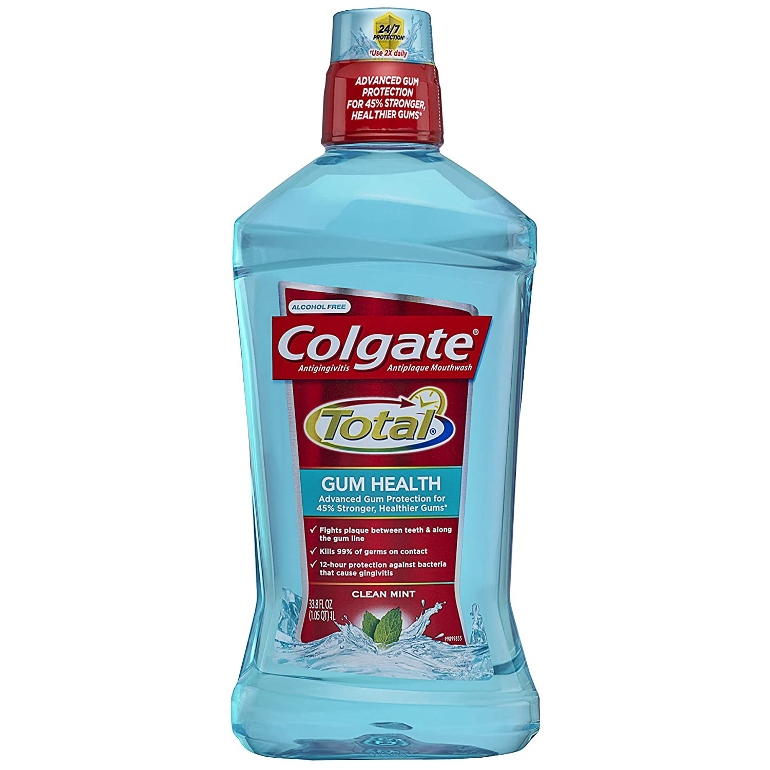 Mouth Rinse For Gingivitis