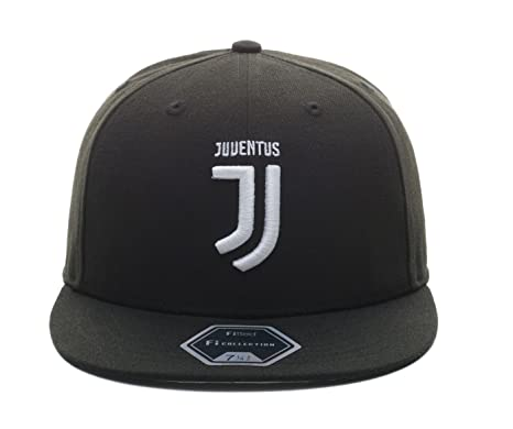 9758fef7a195a Fi Collection Juventus Officially Licensed Fitted Dawn Cap (7 1 4 (57.7cm