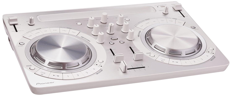 Pioneer Pro DJ DDJ-WEGO3-W Controller, White