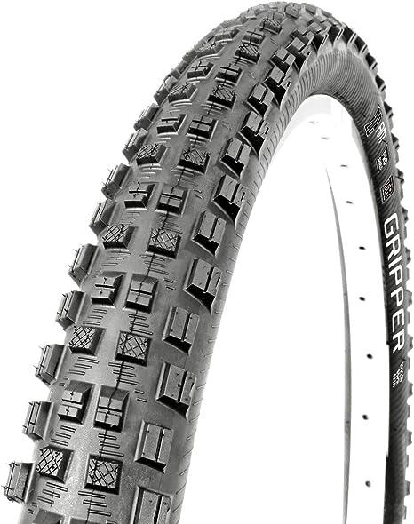 MSC Bikes Gripper Neumático Bicicleta, Adultos Unisex, Negro, 29 x ...