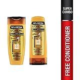 L'Oreal Paris Hex 6 Oil Shampoo, 360ml+L'Oreal Paris Lp Hex 6 Oil Conditioner, 175ml+