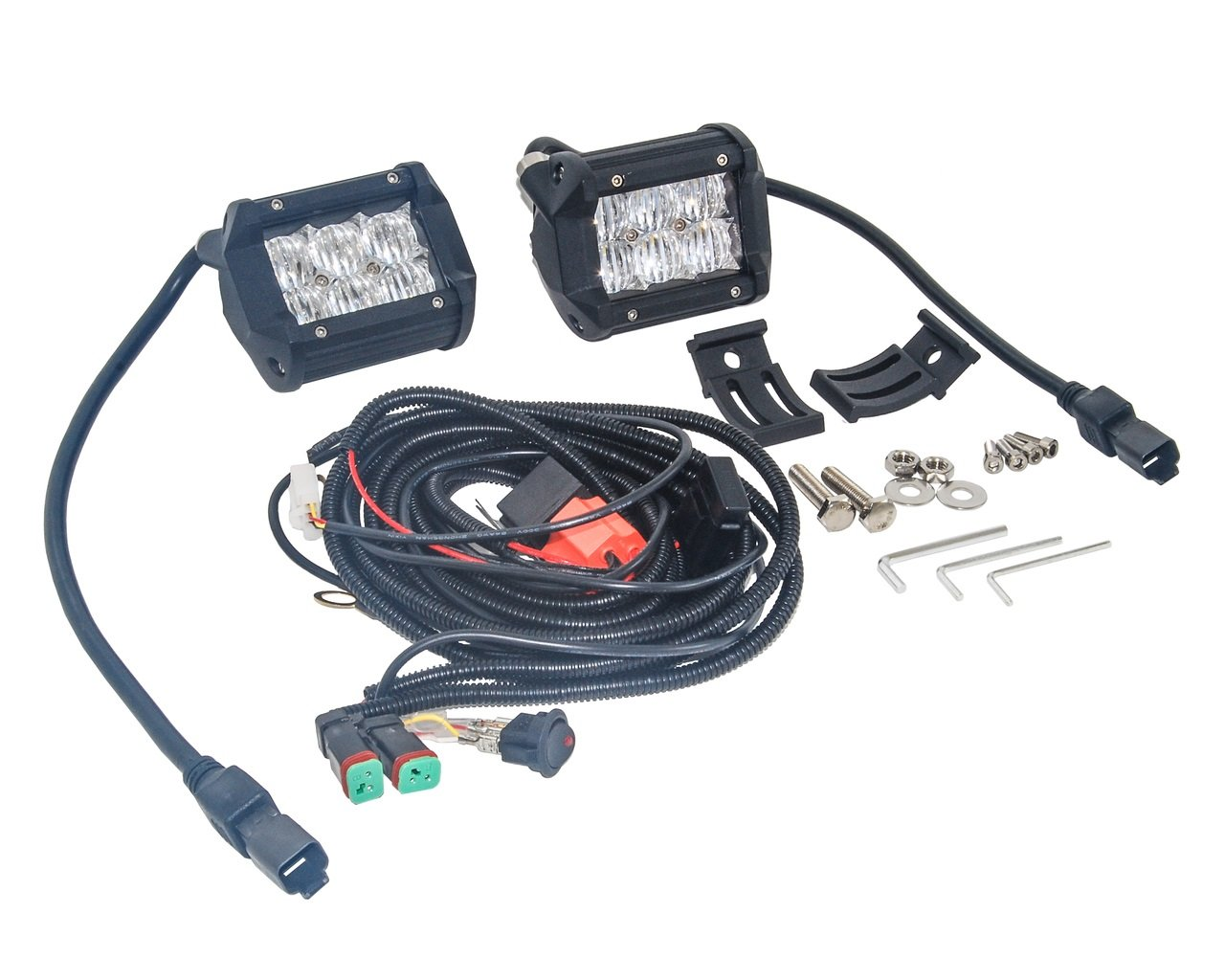 Seward Offroad Twin 4D 4 FLOOD LED Light
