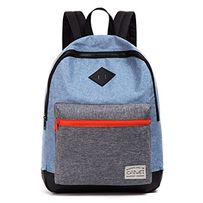 CAIWEI Fashion children's backpack (blue) | Kids' Backpacks