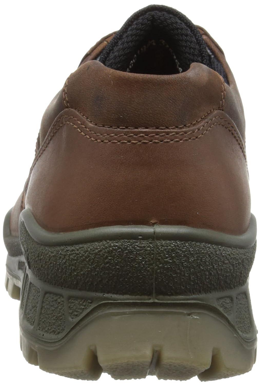 Ecco Mens Track II Low GORE-TEX waterproof outdoor hiking shoe