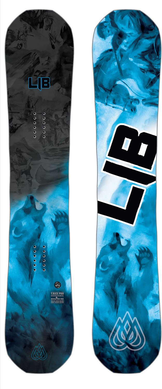 Lib Tech T.Rice Pro HP Snowboard Mens Sz 157cm by Lib Tech