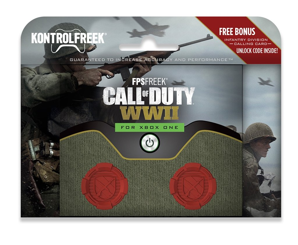 Kontrolfreek Fps Freek Call Of Duty: Wwii For Xbox One...