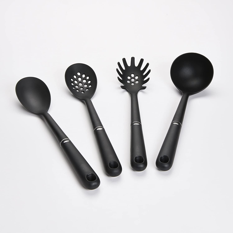 6,99 x 8,64 x 36,58 cm OXO Plastique Good Grips 1190800V1MLNYK Louche Good Grips de Nylon Noir