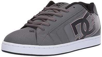441b3f841c5d7 DC Shoes Net Se Shoe D0302297 Baskets pour Homme - Gris - Grey Black