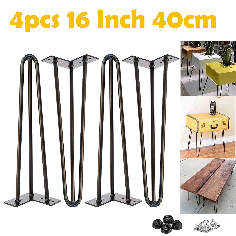 Patas de horquilla. Patas de mesa de metal, patas de escritorio ...