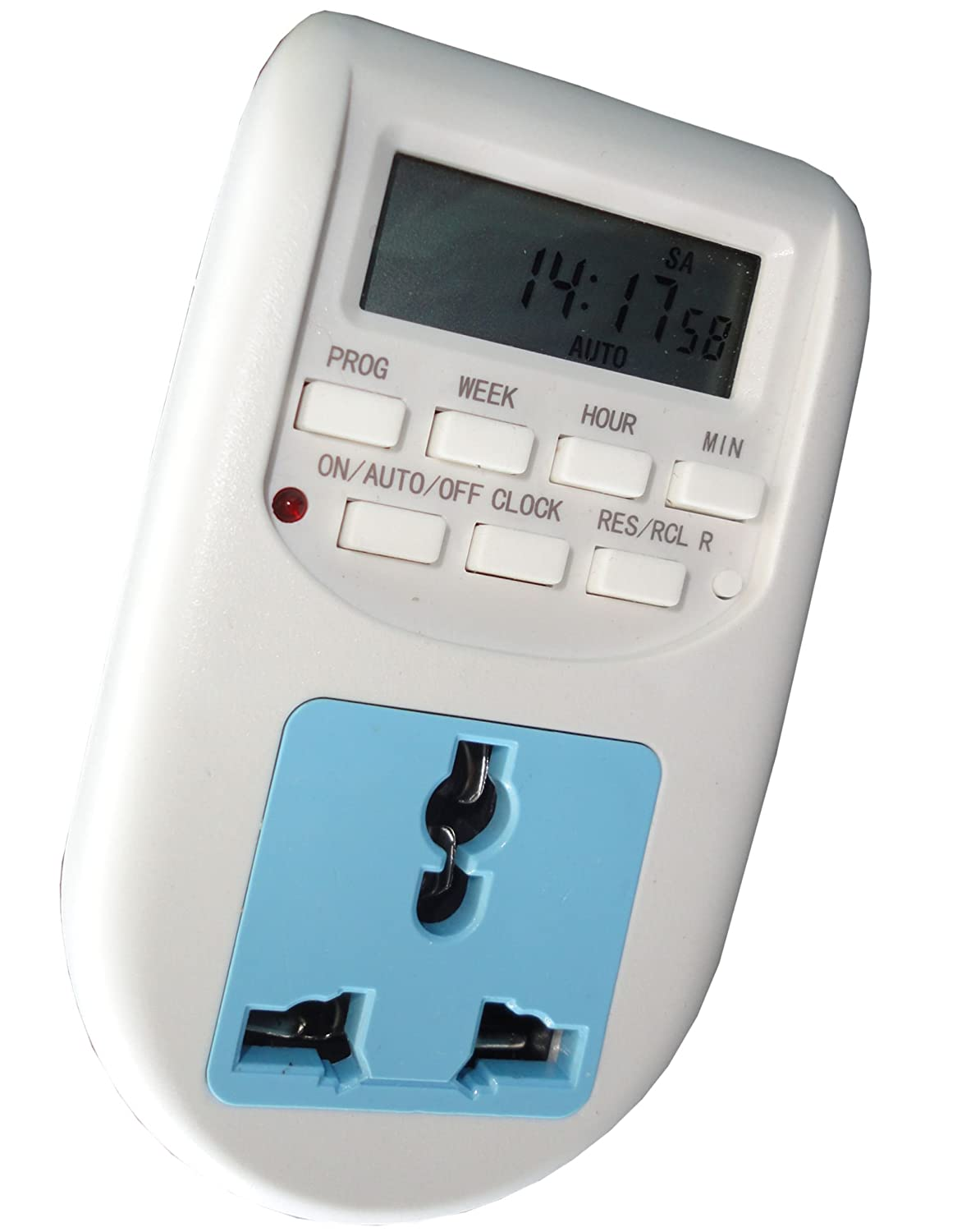 Buy Walnut Innovations Programmable Timer Switch Electronic Digital Timer  Online at Low Prices in India - Amazon.in